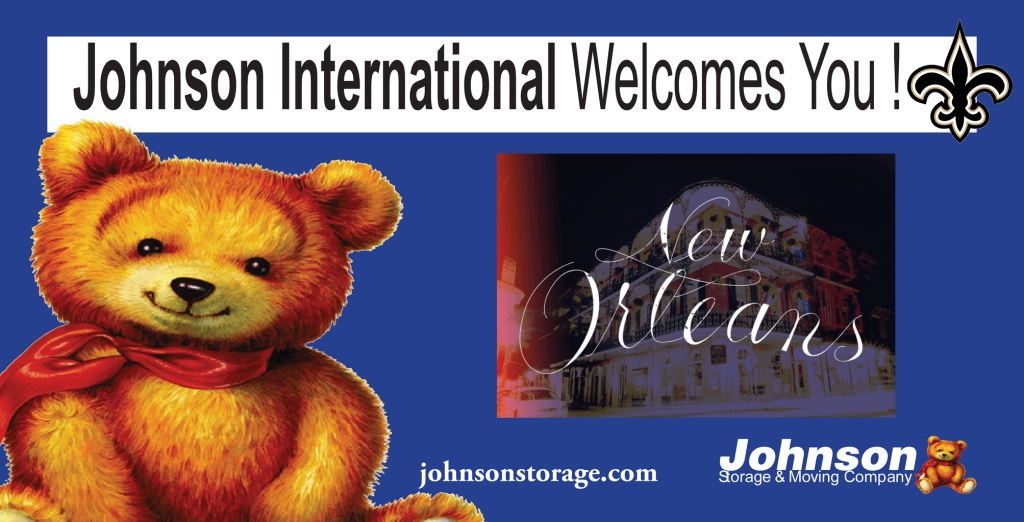 johnson international moving company new orleans