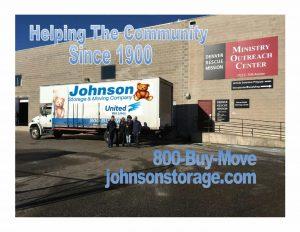Denver Johnson Storage & Moving serves the community