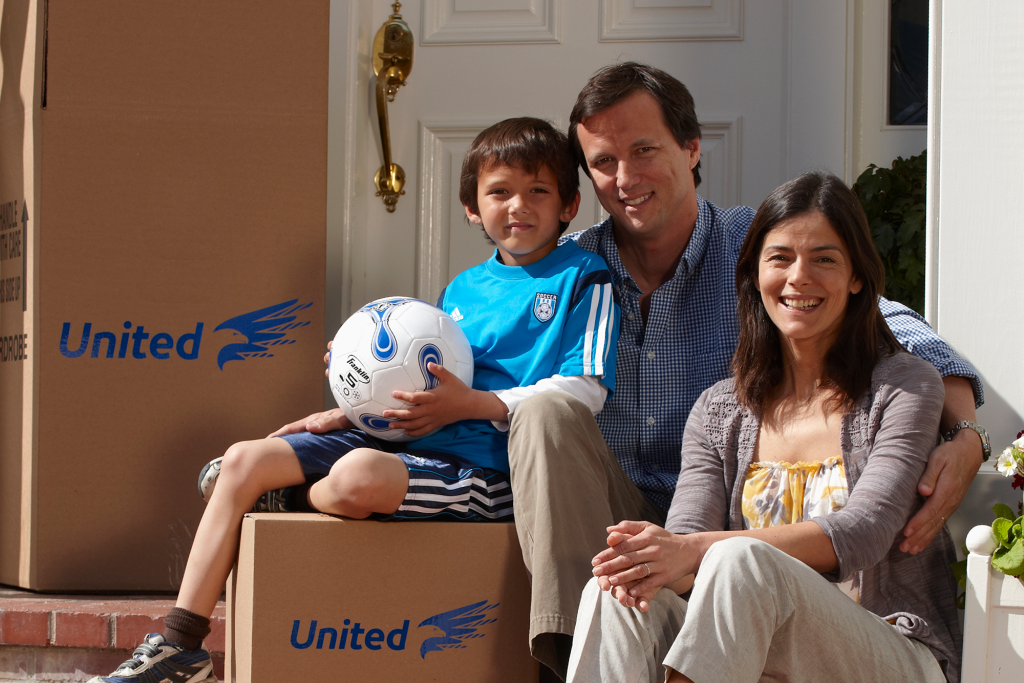 Moving, Storage & Logistics for Families