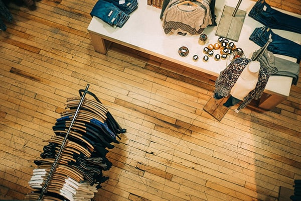 retail environments installation and fixtures