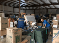 Johnson Storage and Moving to The Rescue