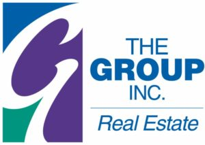 The Group Inc. Real Estate Logo
