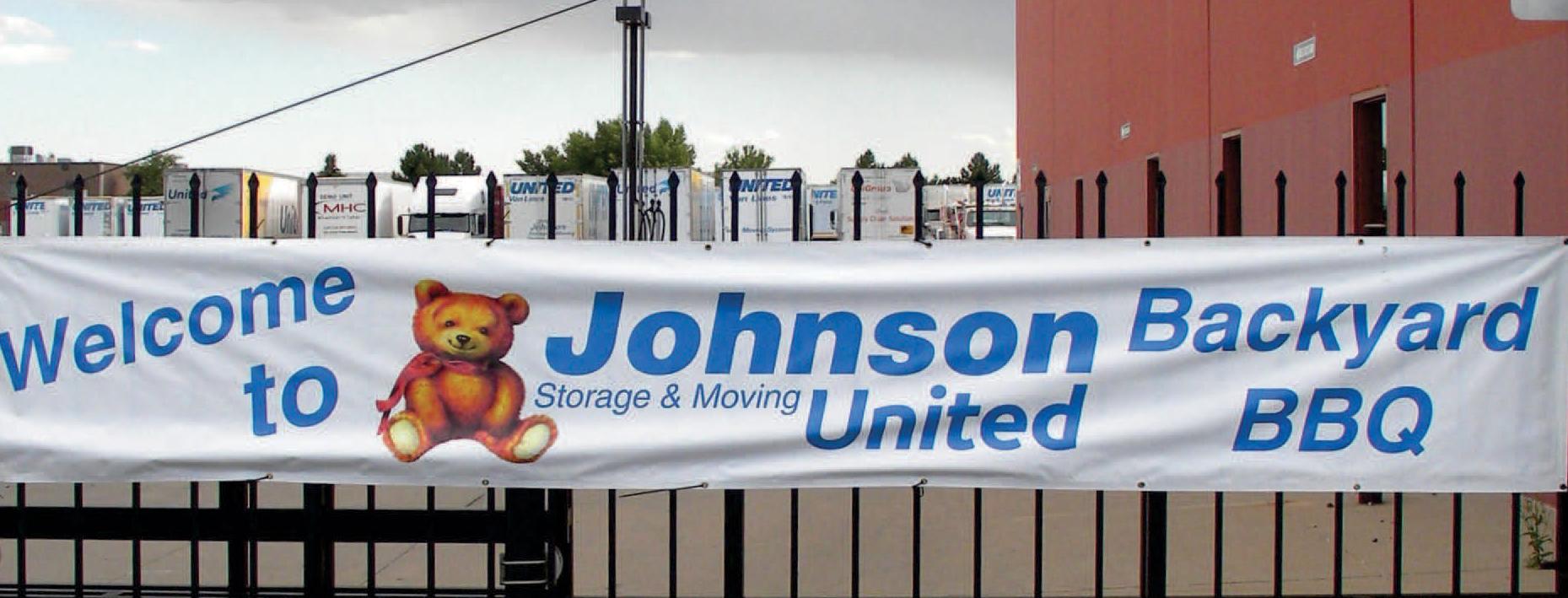 2019 Johnson Storage & Moving BBQ