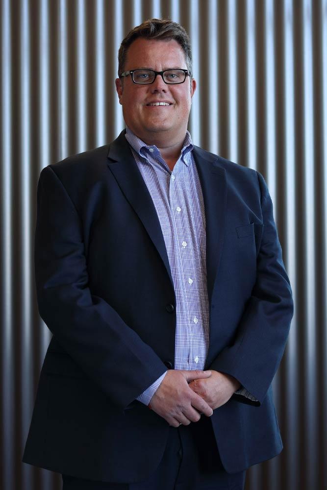 Josh Humphreys, Vice President, Client Relations