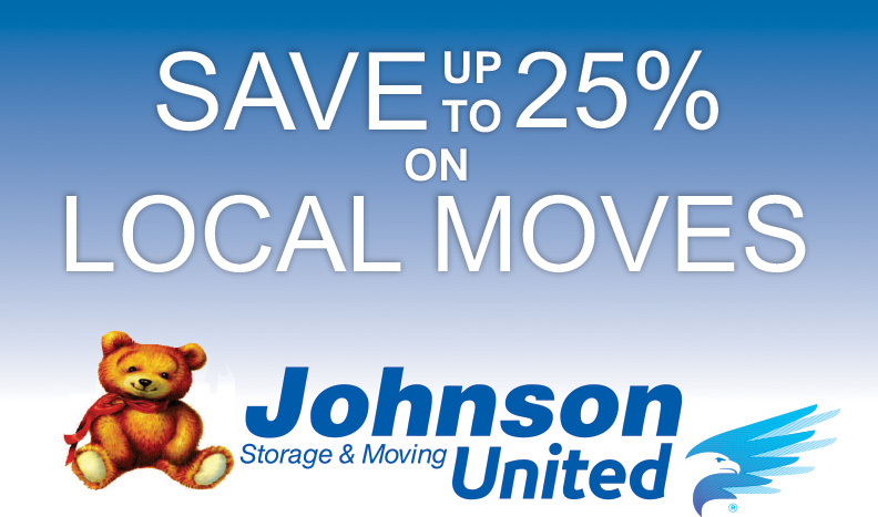 Safe up to 25 % on Local Moves!